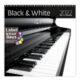 Calendar Black & White
