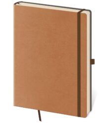 Notebook Flexies M lined brown