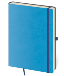 Notebook Flexies S lined blue