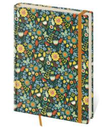 Notebook Vario L blank design 6