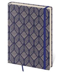 Zápisník Vario L linkovaný design 4