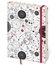 Notebook Vario L lined design 9