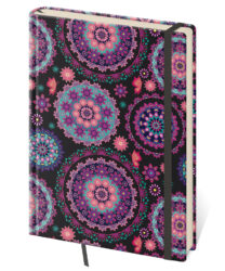 Notebook Vario L dot grid design 10