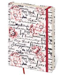 Notebook Vario L dot grid design 7