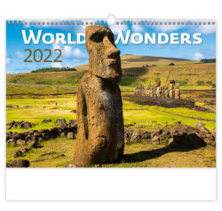 Calendar World Wonders