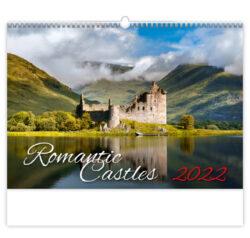 Calendar Romantic Castles