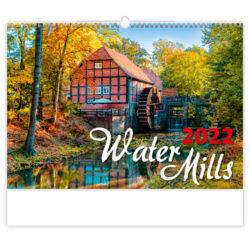Calendar Water Mills