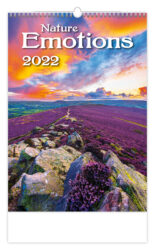 Calendar Nature Emotions - Size: 31,5 x 45 cm