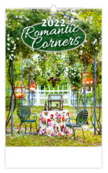 Calendar Romantic Corners