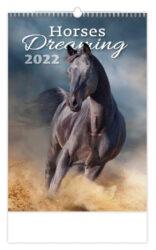 Calendar Horses Dreaming
