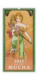 Calendar Alfons Mucha