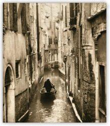 Wooden Picture Venezia(O001)