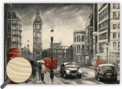 Wooden Picture London