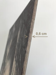 Wooden Picture Poppyhead(O015)