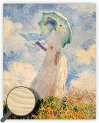 Wooden Picture Monet