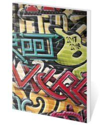 Diář Poketto Student Graffiti