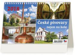 České pivovary nejen na kole
